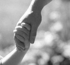 holding child hand Thirty-One Thirty One 31 proverbs gifts Emily Page husband H.O.T. knowing trusting God future