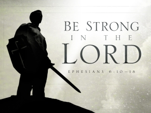 strongInTheLord